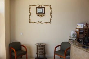 Royal Dental Spa Los Angeles Front Lobby because your teeth should enhance your smile.